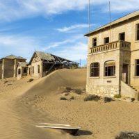 KOLMANSKOP: LA CIUDAD FANTASMA ENTERRADA EN EL NAMIB