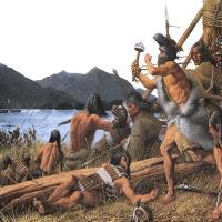 HISTORIA DE LA NACIÓN TLINGIT, EL PUEBLO DE LAS MAREAS